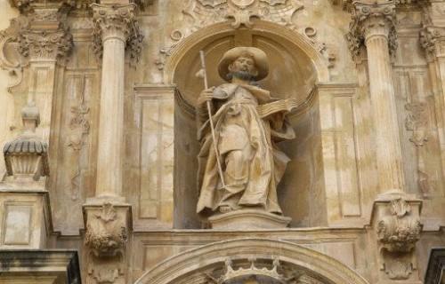 COSTA BLANCA LA VEGA BAJA ALBATERA Iglesia de Santiago Apóstol