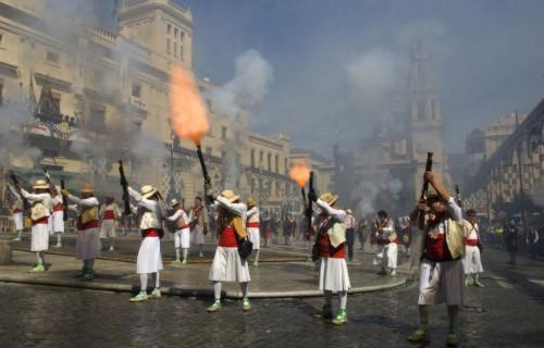 COSTA BLANCA ALCOY Fiestas de Moros y Cristianos