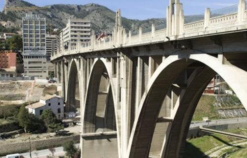 COSTA BLANCA ALCOY Puente