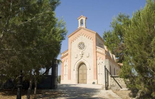 COSTA BLANCA LA VEGA BAJA ALGORFA Ermita