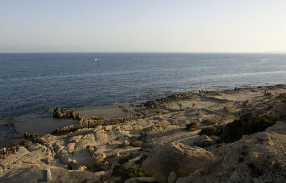 costa blanca alicante cala del cabo