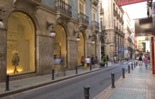 COSTA BLANCA ALICANTE Calle Gerona Compras