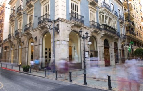 COSTA BLANCA ALICANTE Calles Gerona y Castaños Compras