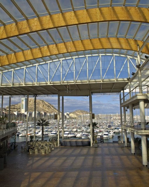 costa blanca alicante centro comercial panoramis