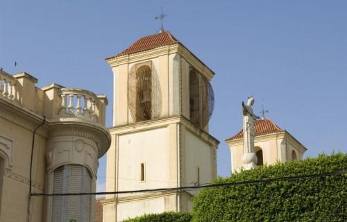 COSTA BLANCA LA VEGA BAJA ALMORADÍ Iglesia de la localidad