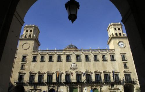 COSTA BLANCA ALICANTE Ayuntamiento