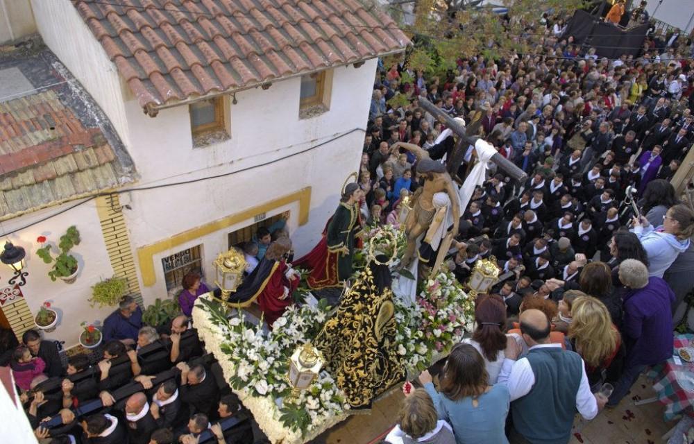 costa blanca alicante procesion de semana santa