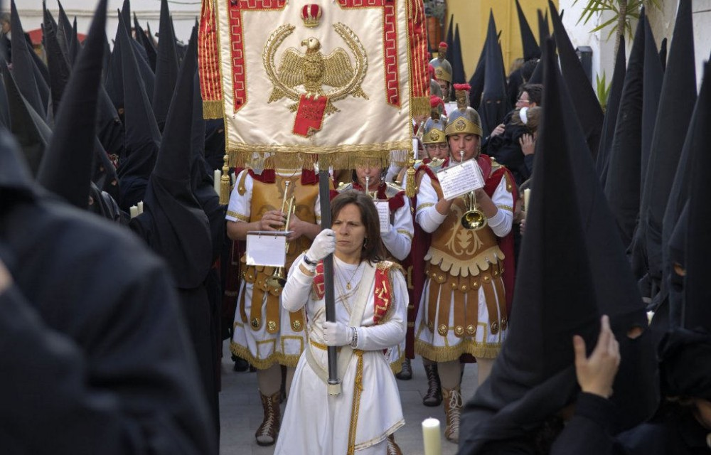 costa blanca alicante semana santa procesion