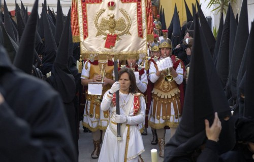 COSTA BLANCA ALICANTE Semana Santa Procesión del Miércoles Santo