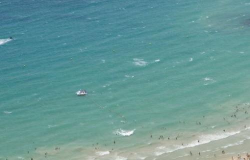COSTA BLANCA ALICANTE Playa del Postiguet