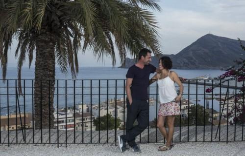 COSTA BLANCA ALTEA pareja de enamorados romantica