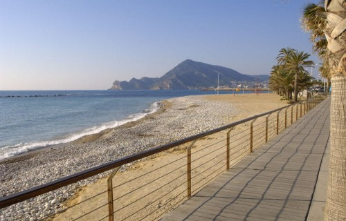 COSTA BLANCA ALTEA Playa de La Roda