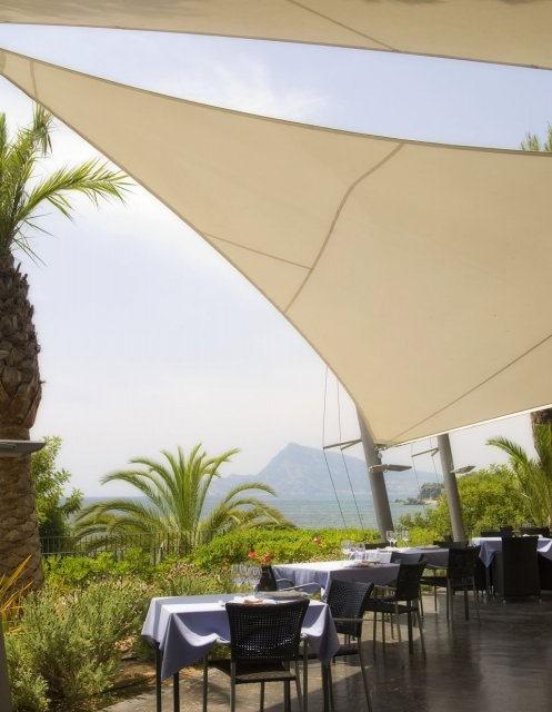 costa blanca altea terraza gastronomia