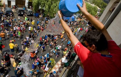 COSTA BLANCA fiestas populares de torremanzanas