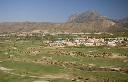 COSTA BLANCA MARINA BAIXA BENIDORM Campo de Golf Villa Aitana