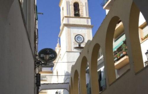 COSTA BLANCA MARINA BAIXA BENIDORM Iglesia