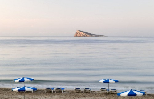 COSTA BLANCA MARINA BAIXA BENIDORM Playa de Poniente