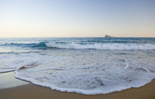COSTA BLANCA BENIDORM Playa de Levante e Isla de Benidorm