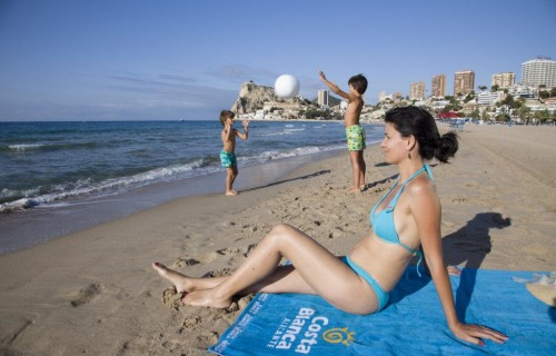 costa blanca benidorm relax y diversion