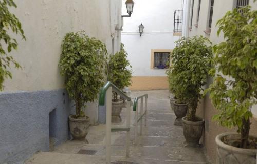 COSTA BLANCA CALPE Calle del casco antiguo