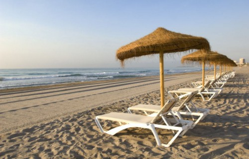 COSTA BLANCA EL CAMPELLO Playa de Muchavista