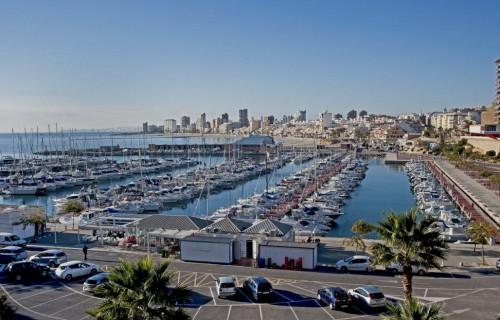 COSTA BLANCA barcos y puerto deportivo