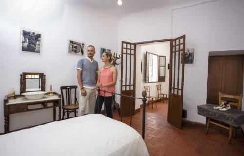 COSTA BLANCA MUSEO MIGUEL HERNANDEZ casa antigua de orihuela museo