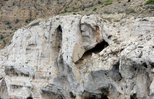 COSTA BLANCA CATAMARAN cueva de roca