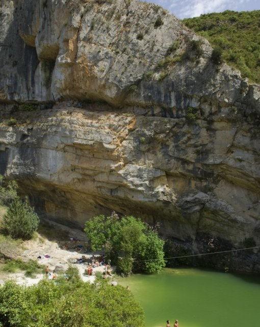 costa blanca comtat espectacular barranco encanta y agua