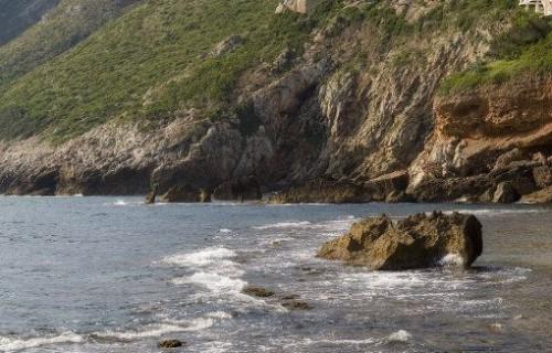 COSTA BLANCA DENIA montaña y rocas
