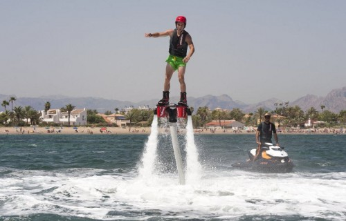 COSTA BLANCA DENIA increible flyboard