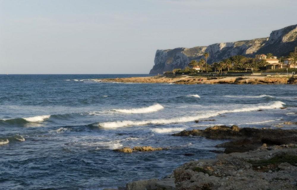 costa blanca denia preciosa imagen les rotes
