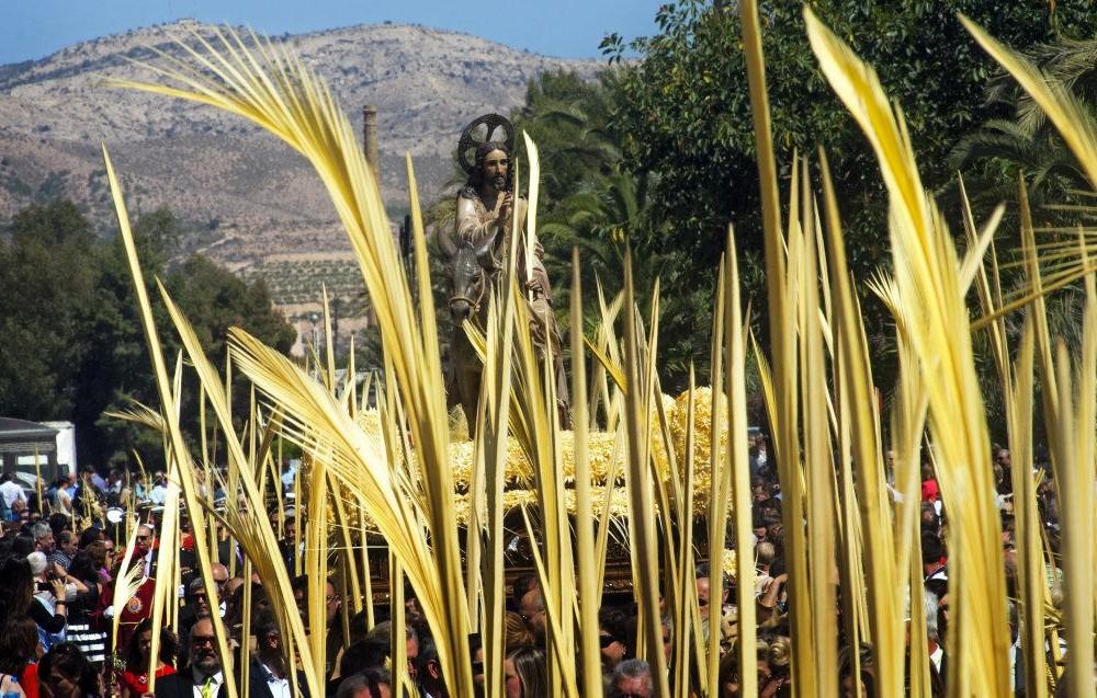 costa blanca domingo ramos elche procesion