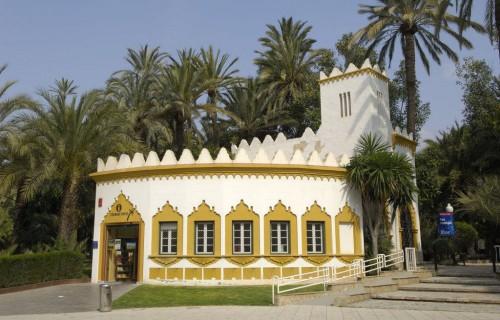 COSTA BLANCA ELCHE Palmeral Parque de la ciudad y Oficina de Turismo