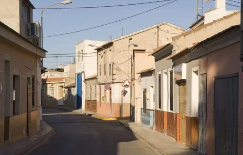 COSTA BLANCA LA VEGA BAJA FORMENTERA DEL SEGURA Calle