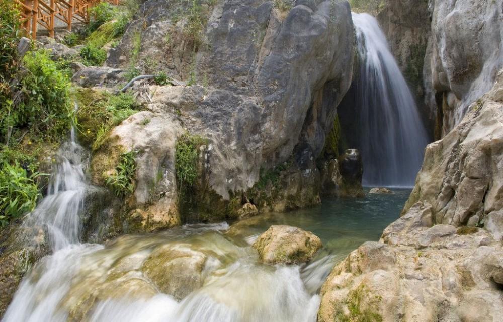 costa blanca fuentes de lalgar relajante cascada