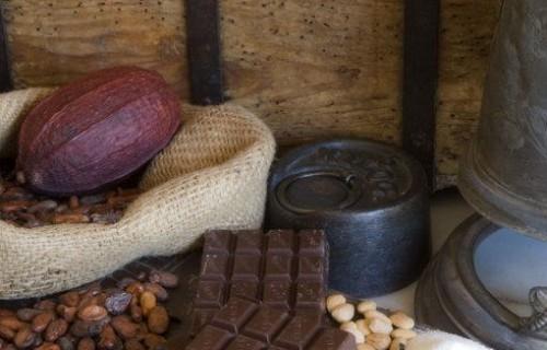costa blanca gastronomia delicioso chocolate y almendras