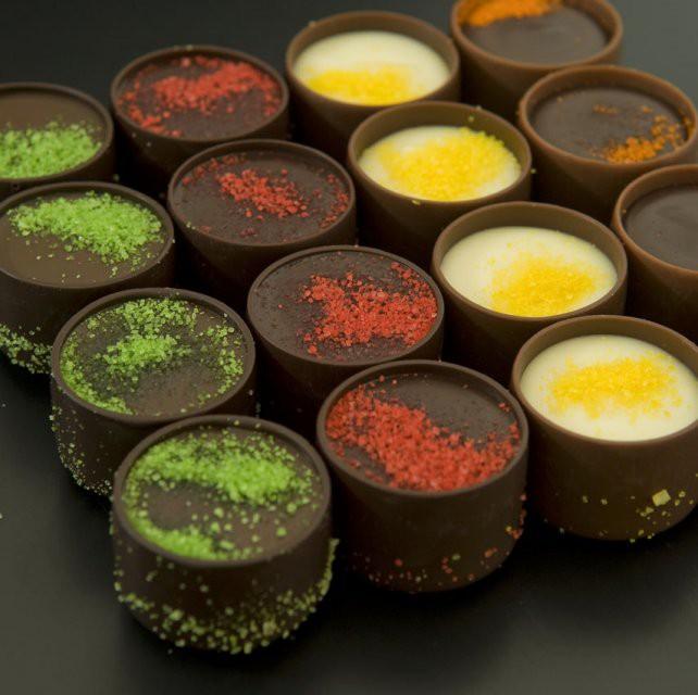 costa blanca gastronomia distintos tipos de bombones