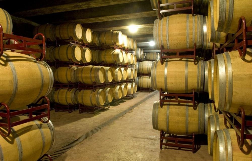 costa blanca gastronomia grandes barricas de vino