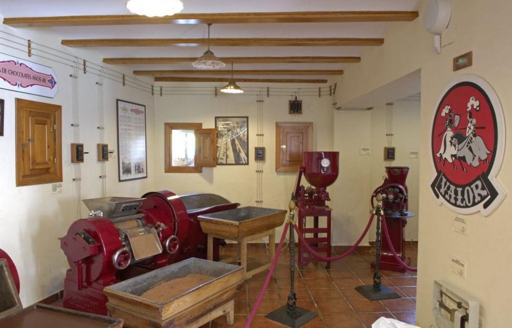 costa blanca gastronomia increible museo del chocolate