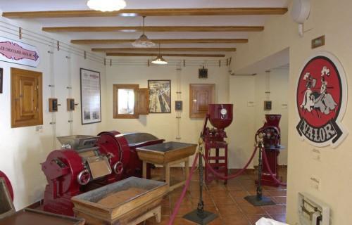 COSTA BLANCA VILLAJOYOSA Museo del Chocolate