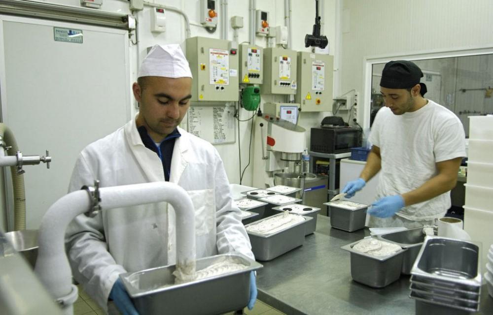 costa blanca gastronomia maestros heladeros trabajando