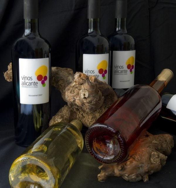 costa blanca gastronomia variedad de vinos de alicante