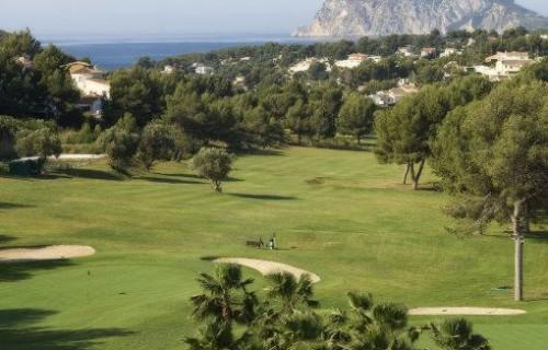 COSTA BLANCA Campo de Golf Ifach