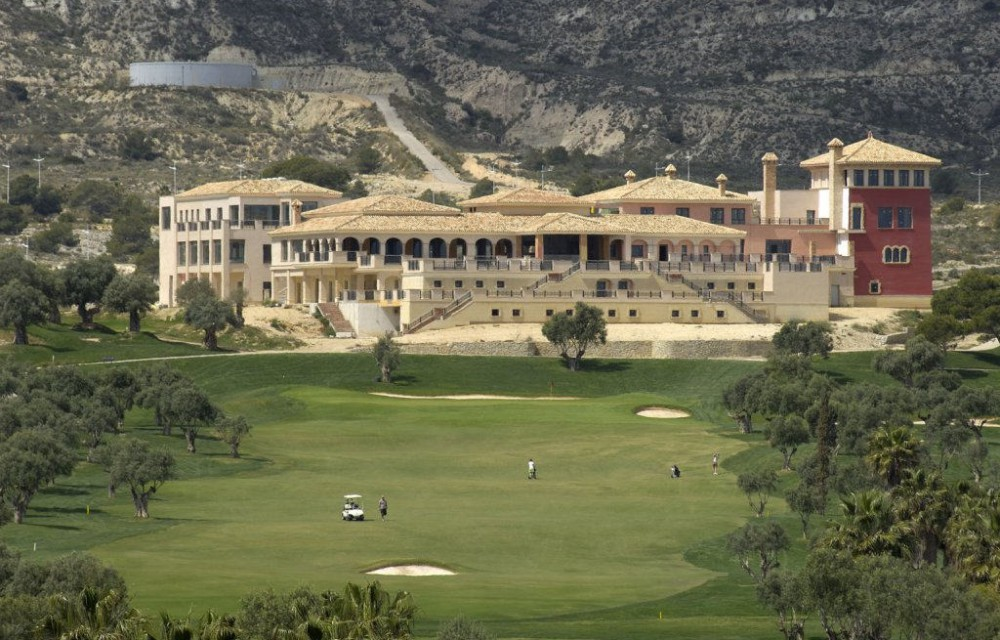 costa blanca golf la finca club