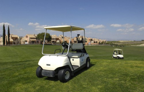 costa blanca golf la finca coches de golf