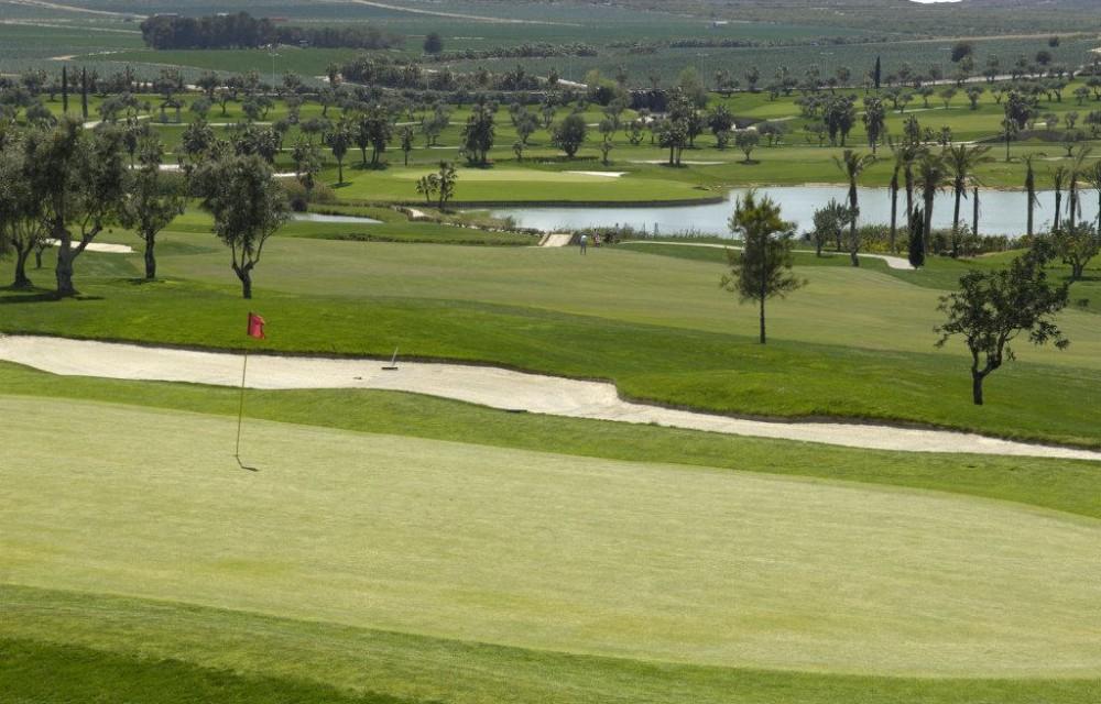 costa blanca golf la finca varios hoyos