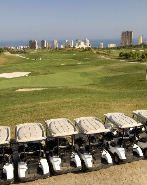 costa blanca golf villa aitana carritos en el hoy y benidorm