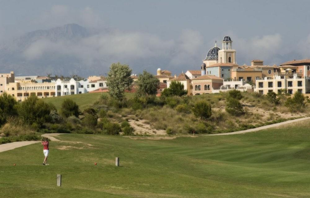 costa blanca golf villa aitana hoyo y hotel