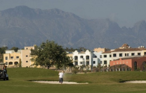 COSTA BLANCA Club de Golf Villa Aitana